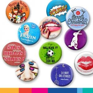 Badges-Pin's-Magnets