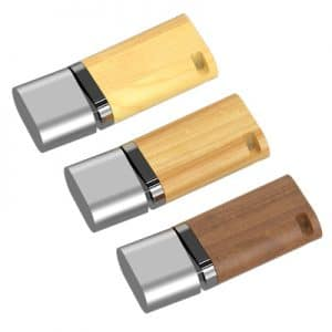 Clé USB Wood